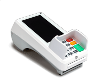Android Card Terminal Ethernet White